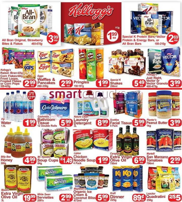 Concord Food Market Flyer