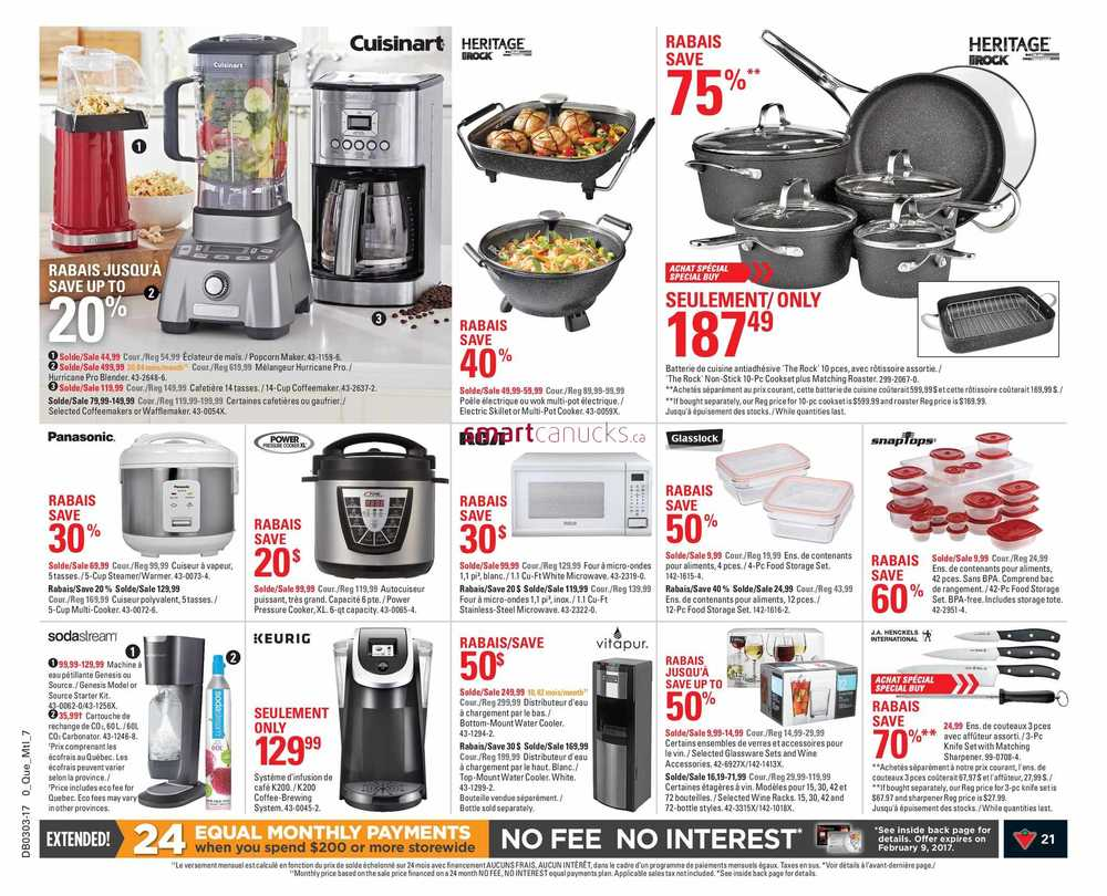 Canadian Tire Qc Flyer January 13 To 19