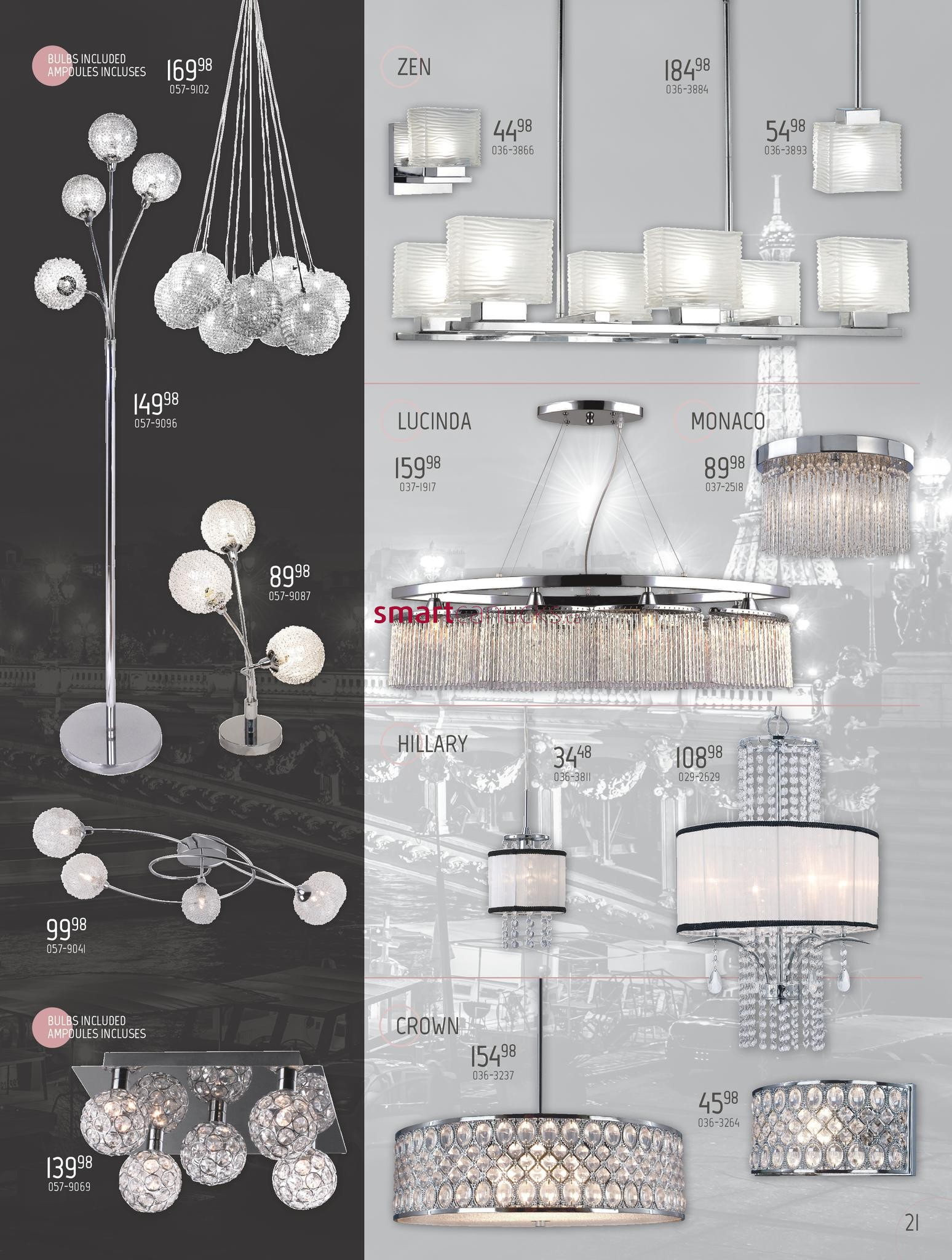 sc 1 st  Smart Canucks & BMR Lighting Collection Flyer January 17 to December 31 azcodes.com