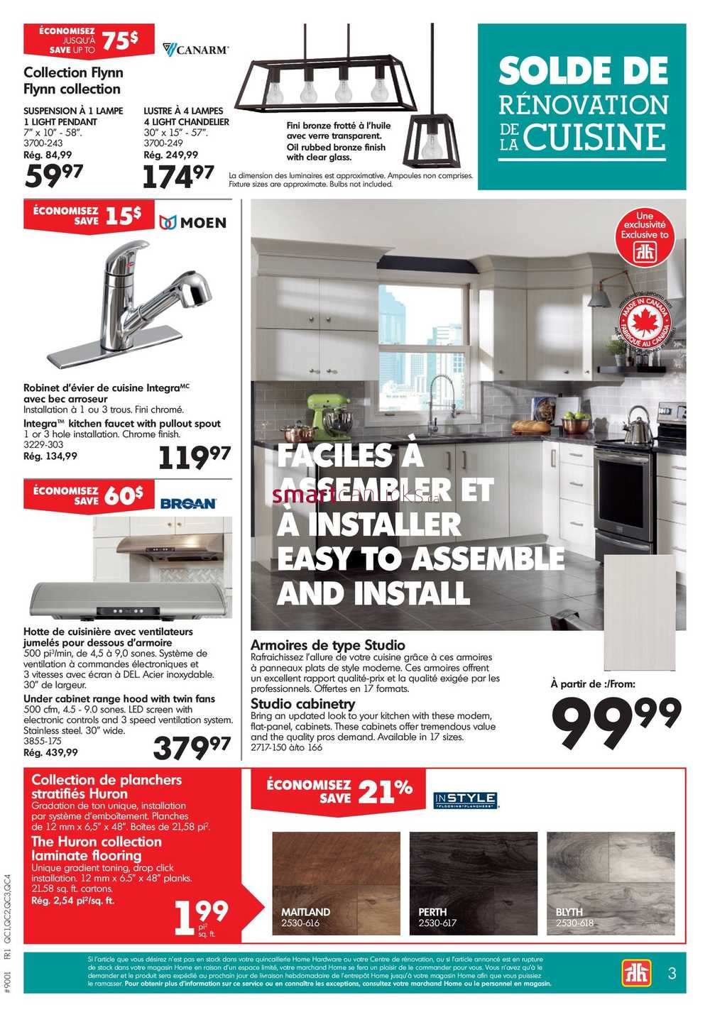 Home Hardware Building Centre Qc Flyer January 18 To 25