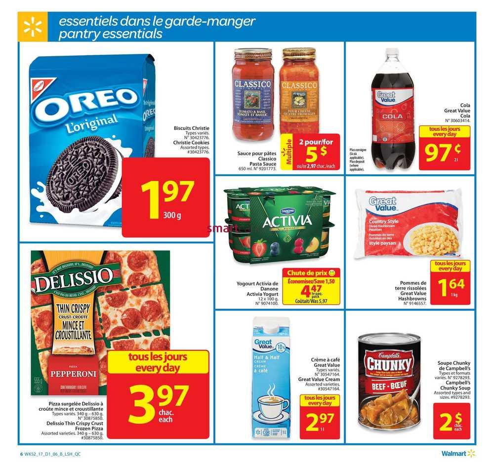 Walmart (QC) Flyer January 19 to 25 | Walmart Canada ...
