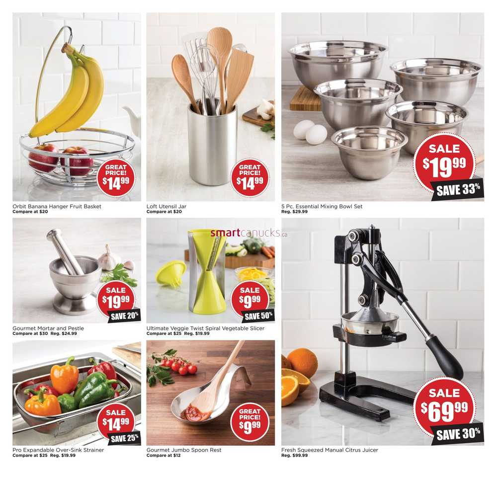 kitchen stuff plus flyer january 19 to february 12