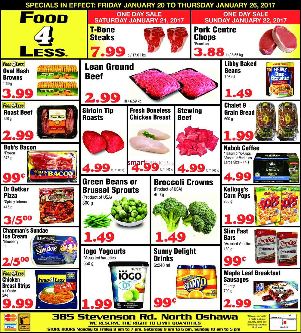 Food 4 less coupon policy 2018