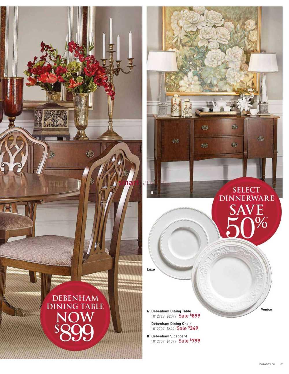 Bombay Big Furniture Sale Catalogue January 19 To February 22
