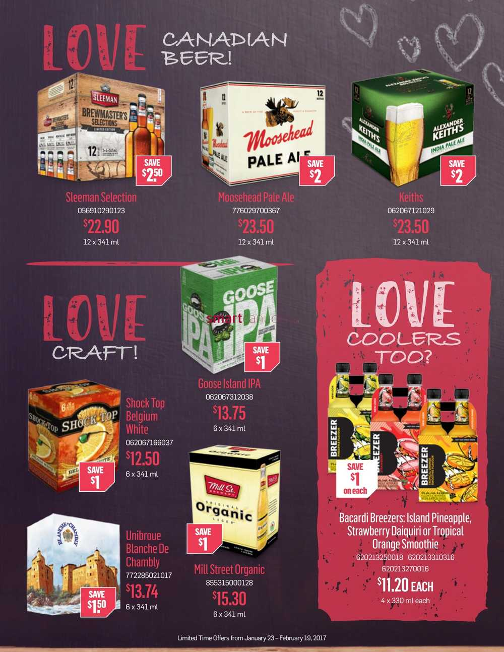 Nb liquor coupons