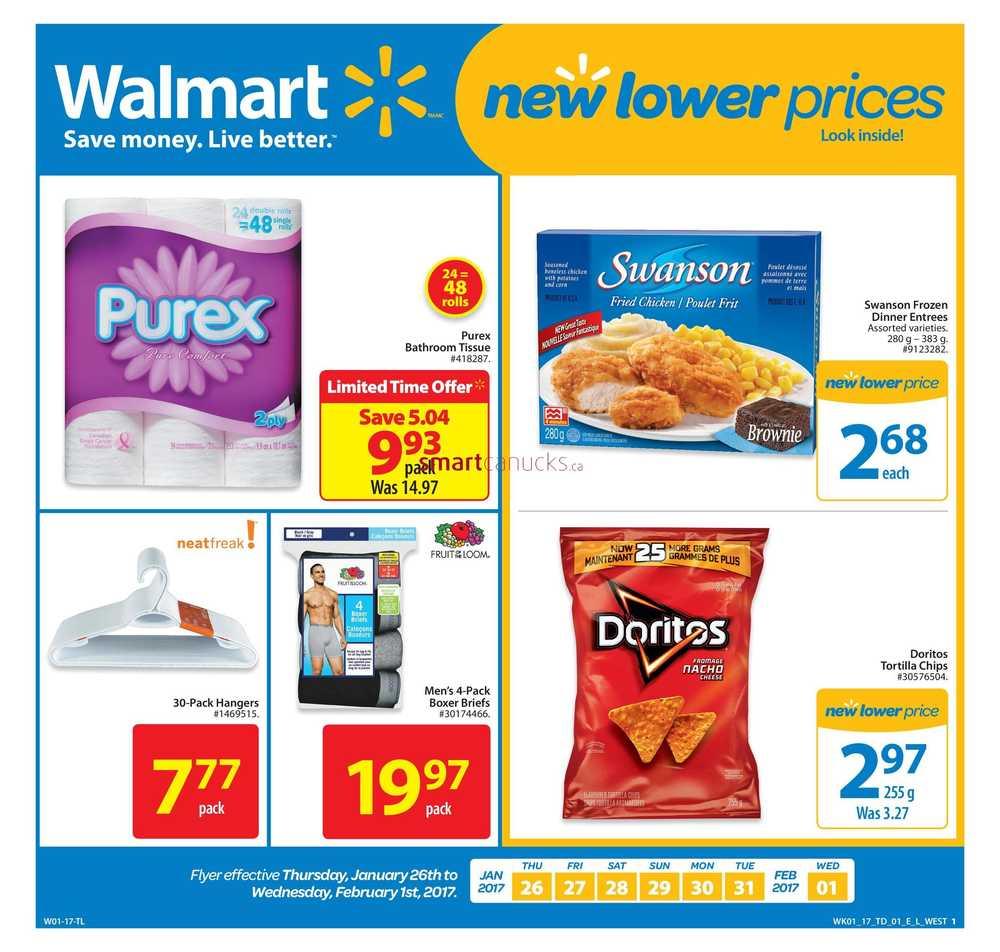 Walmart canada coupons