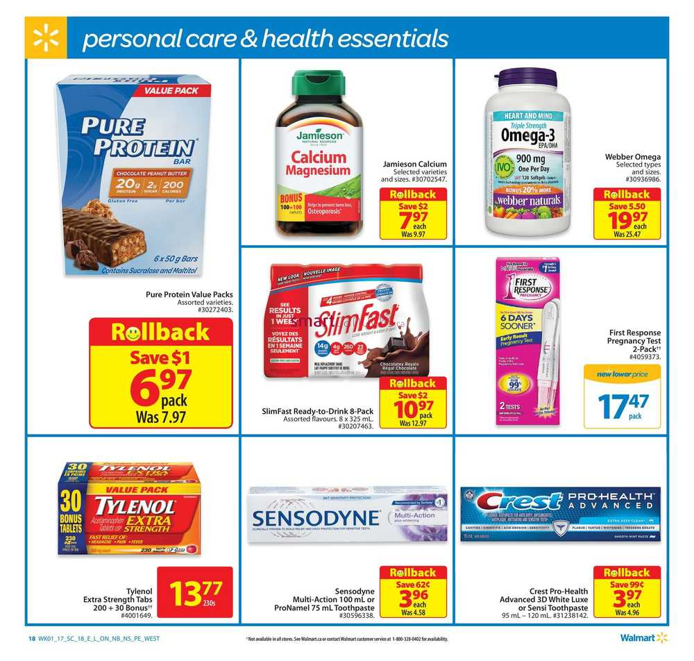 Walmart.ca coupons discounts