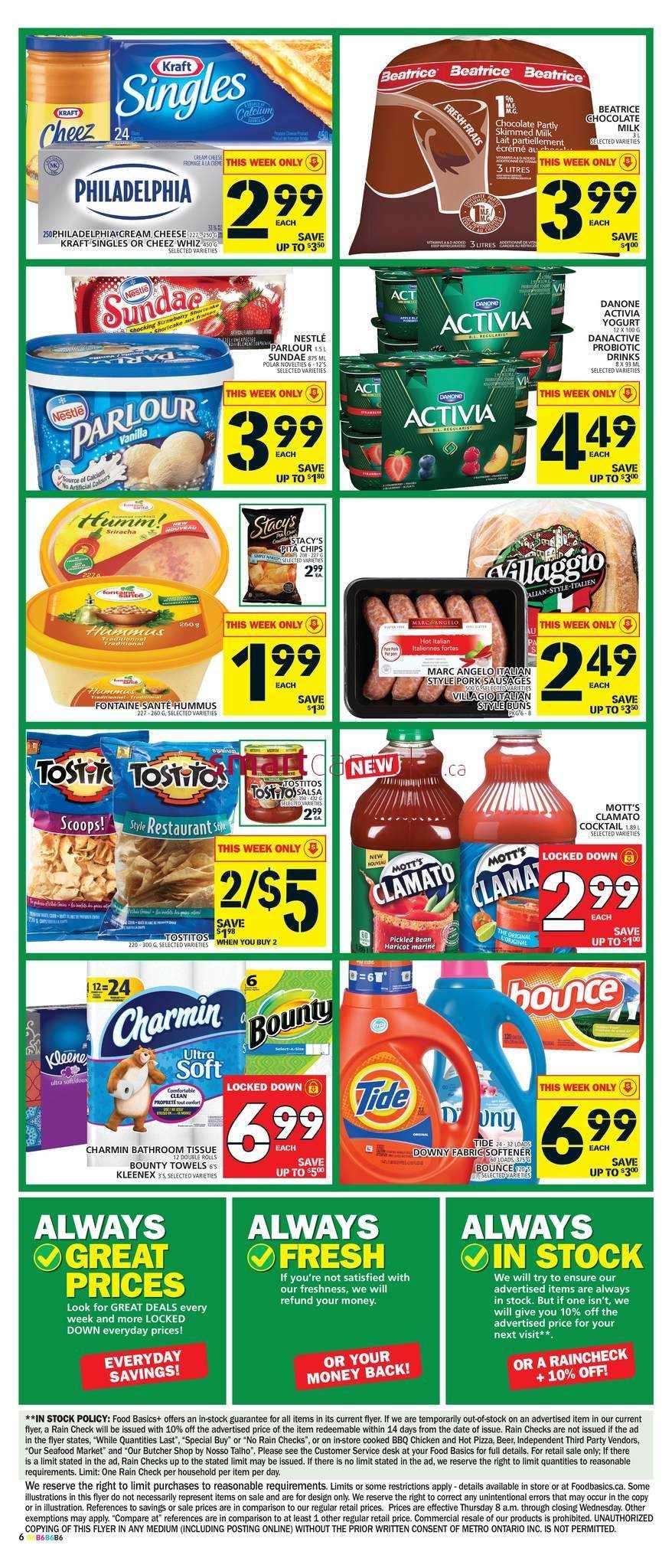 Food Basics Flyer Feb