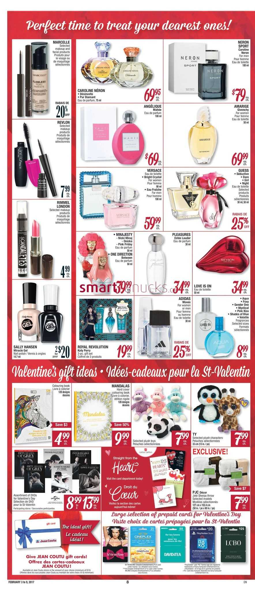 Jean Coutu On Flyer February 3 To 9