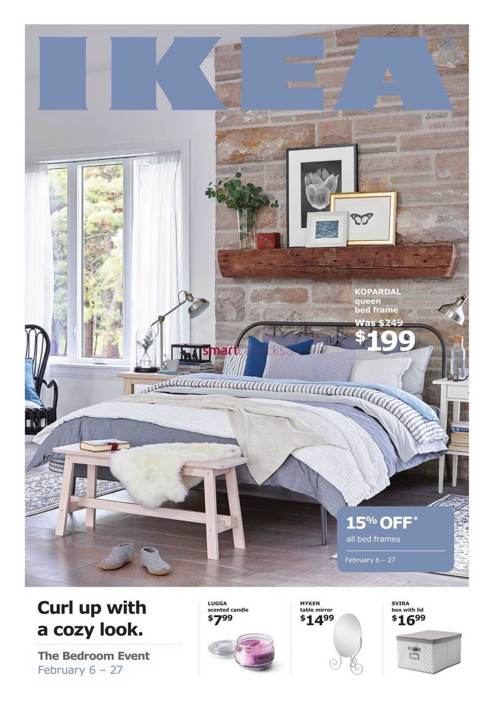 Ikea Bedroom Event Flyer February 10 to 10
