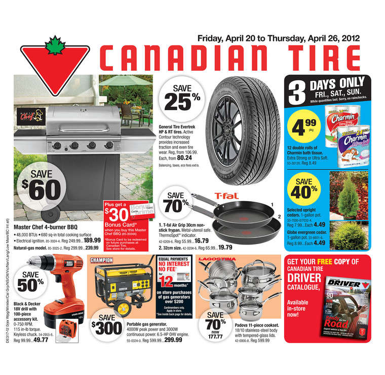 Canadian Tire Sales This Week 2017 2018 Best Cars Reviews