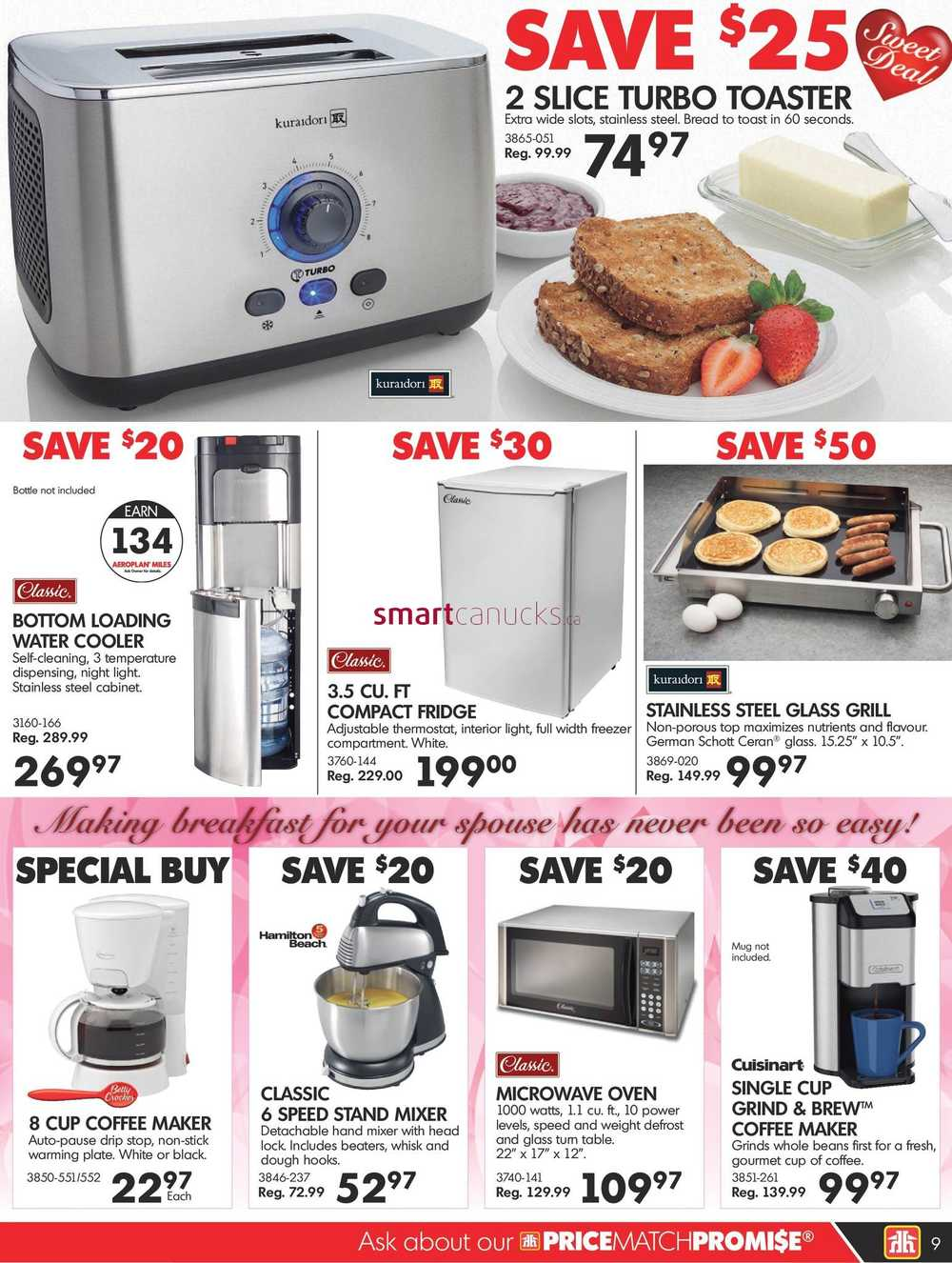 Home Hardware Kitchen Appliances Home Hardware On Flyer February 8 To 15