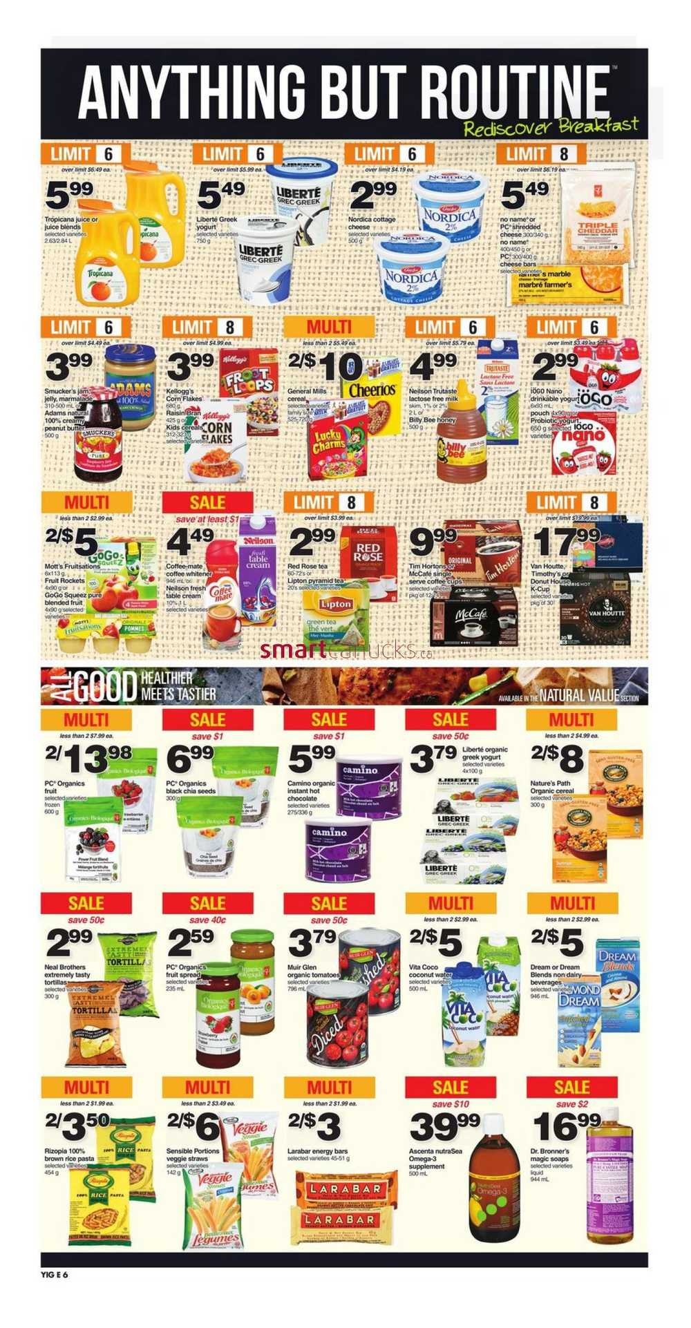 Independent Grocer On Flyer February 9 To 15