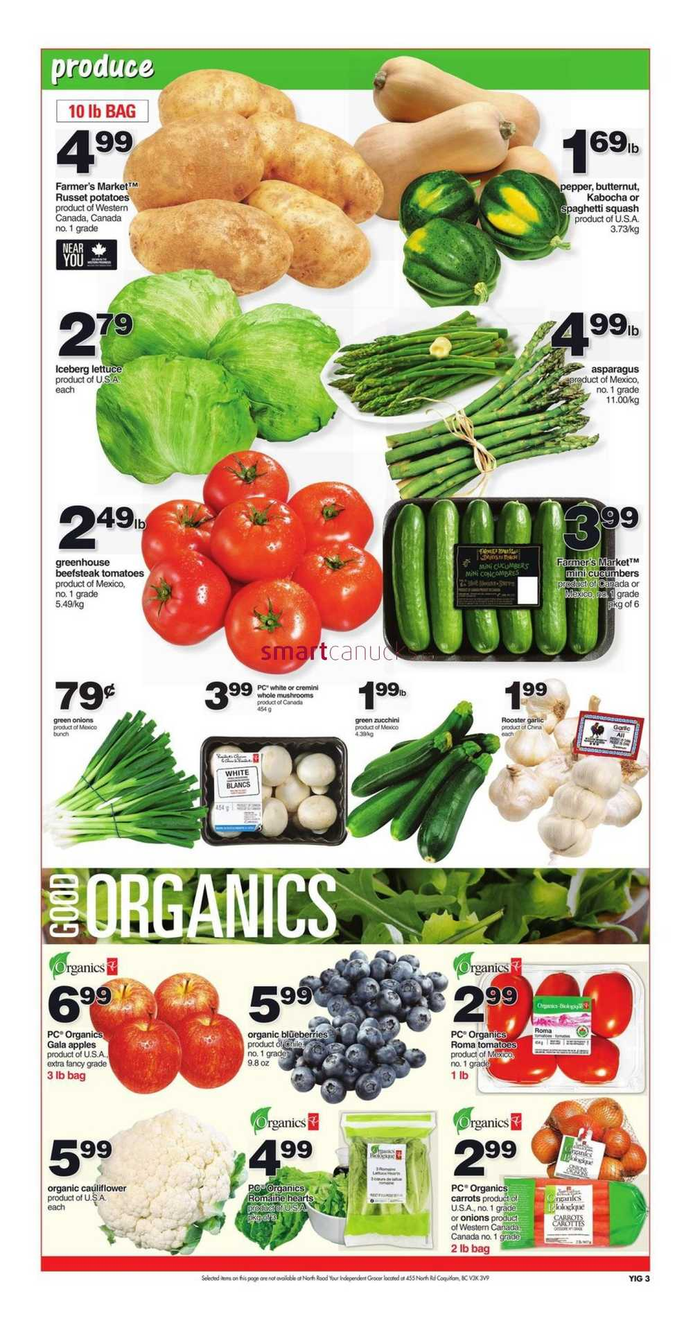 Independent Grocer West Flyer February 10 To 16