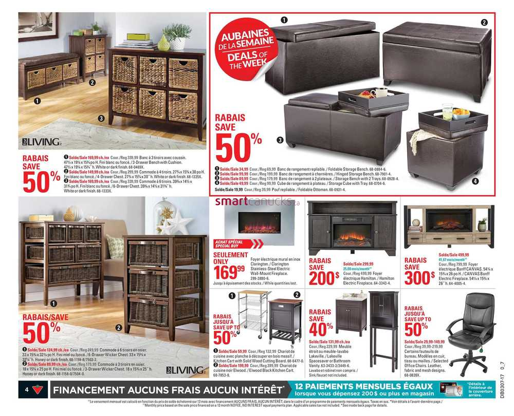 Canadian Tire Qc Flyer February 9 To 15