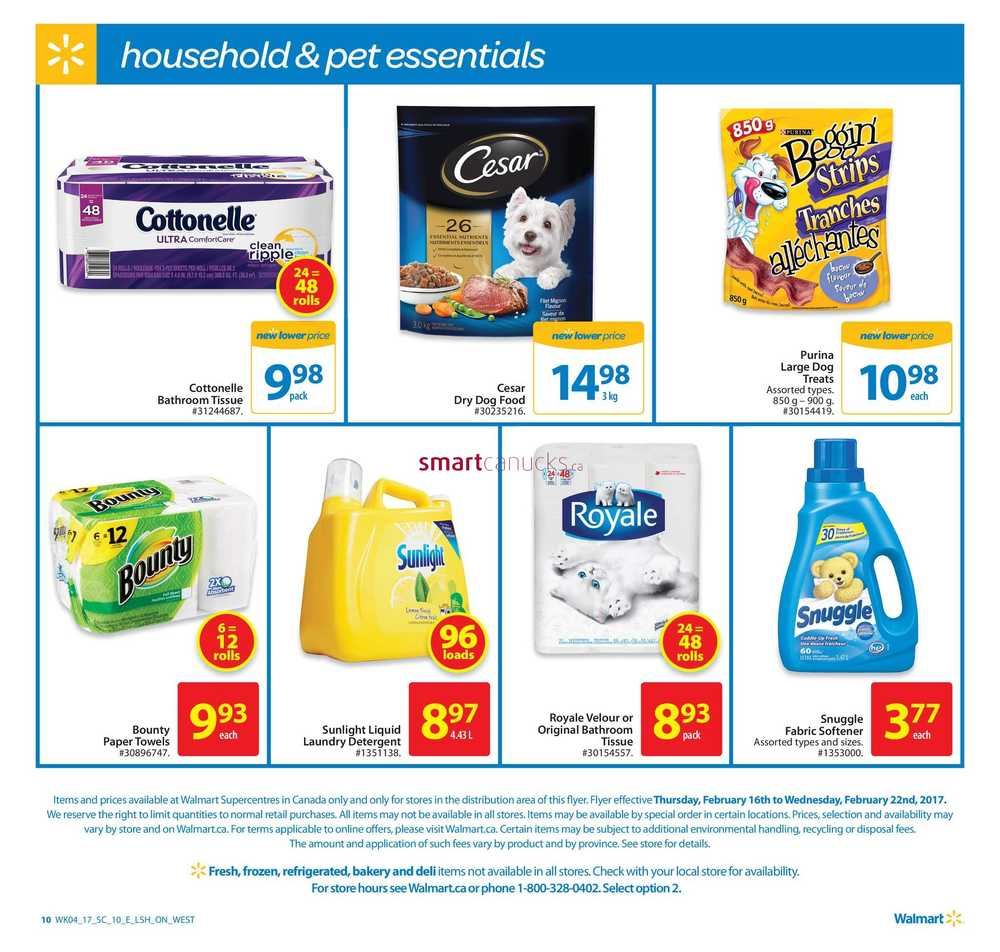 Food coupons for walmart canada