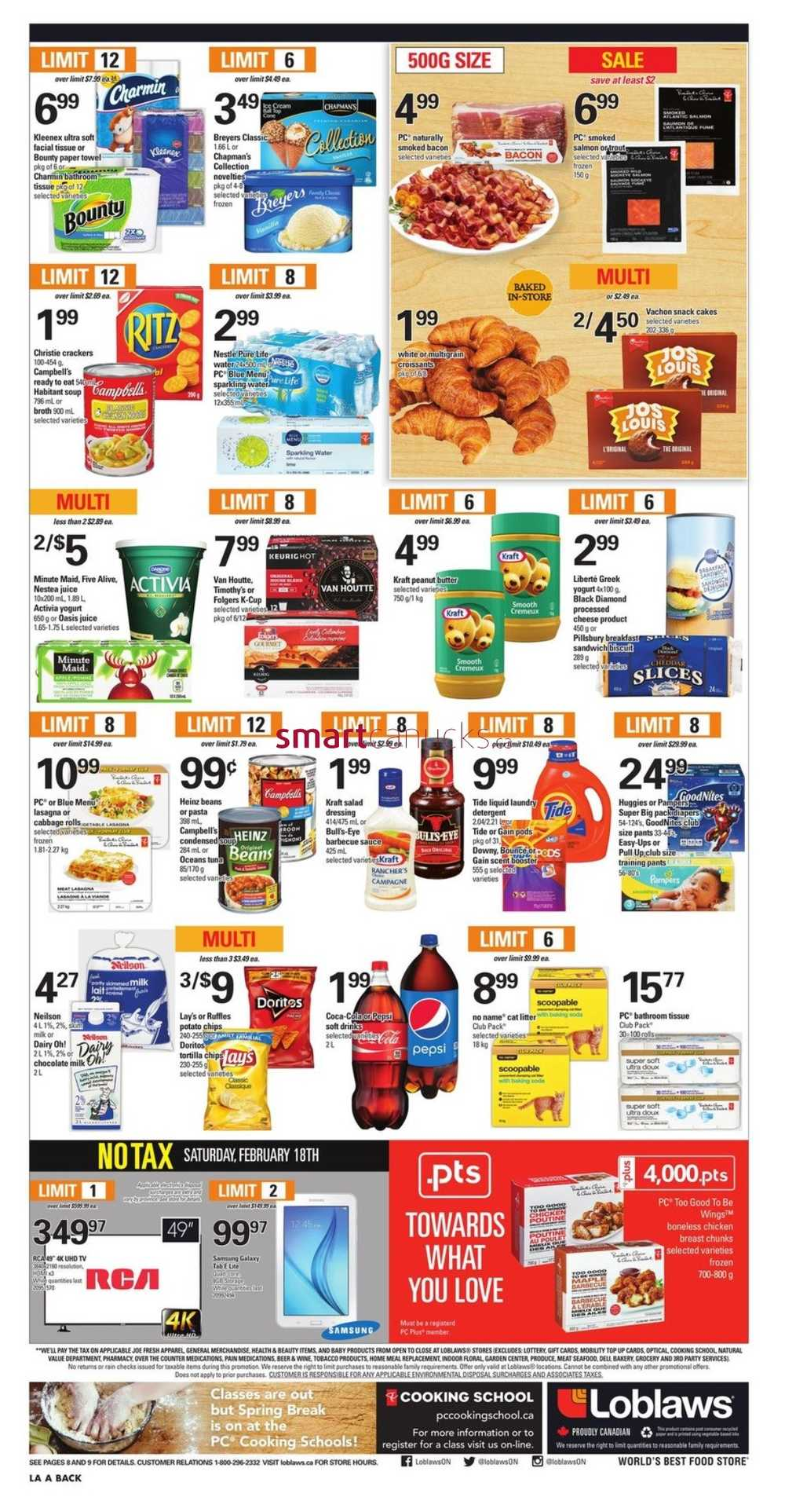 Sales coupons for stores