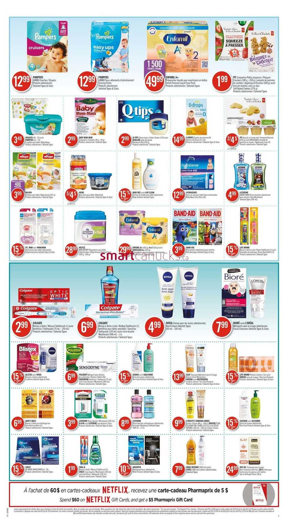 Gut bekannt Shoppers Drug Mart Flyer | Shoppers Drug Mart Flyers, Coupons  VC67