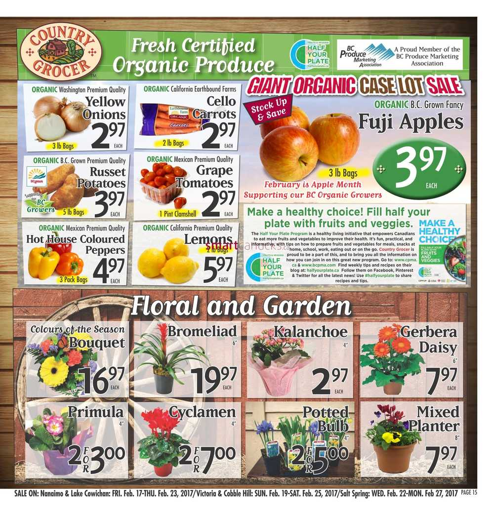 Country Grocer Flyer February 17 To 23