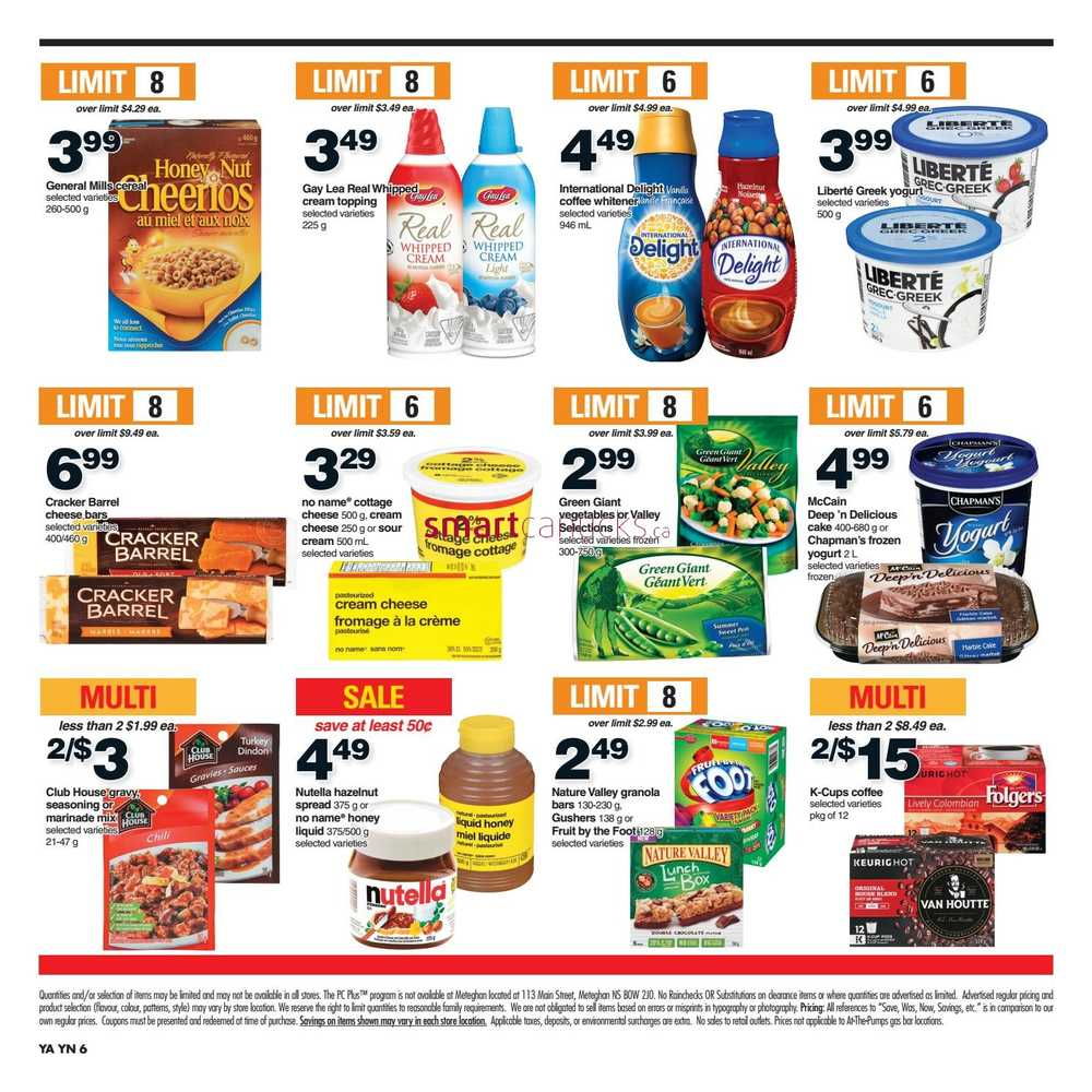 Independent Grocer Atlantic Flyer March 2 To 8