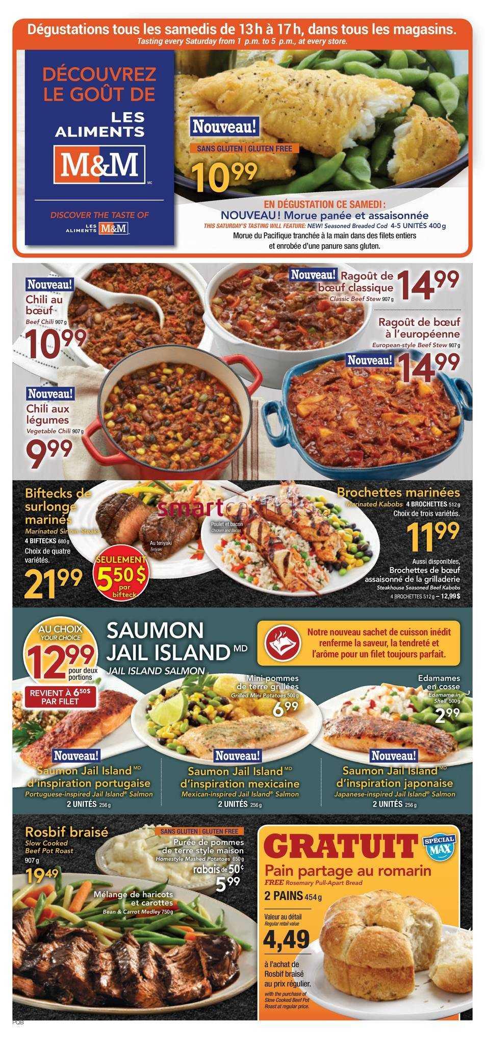 Mm Food Market Flyer