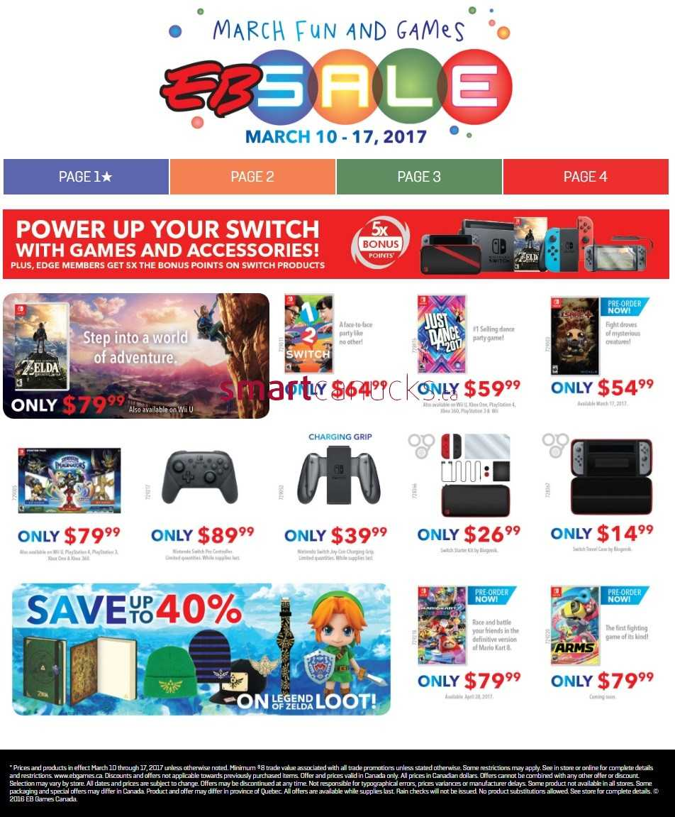 eb games flyers eb games flyer 10 to 17