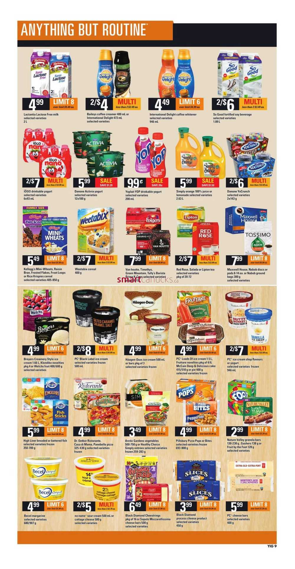 Independent Grocer West Flyer March 17 To 23