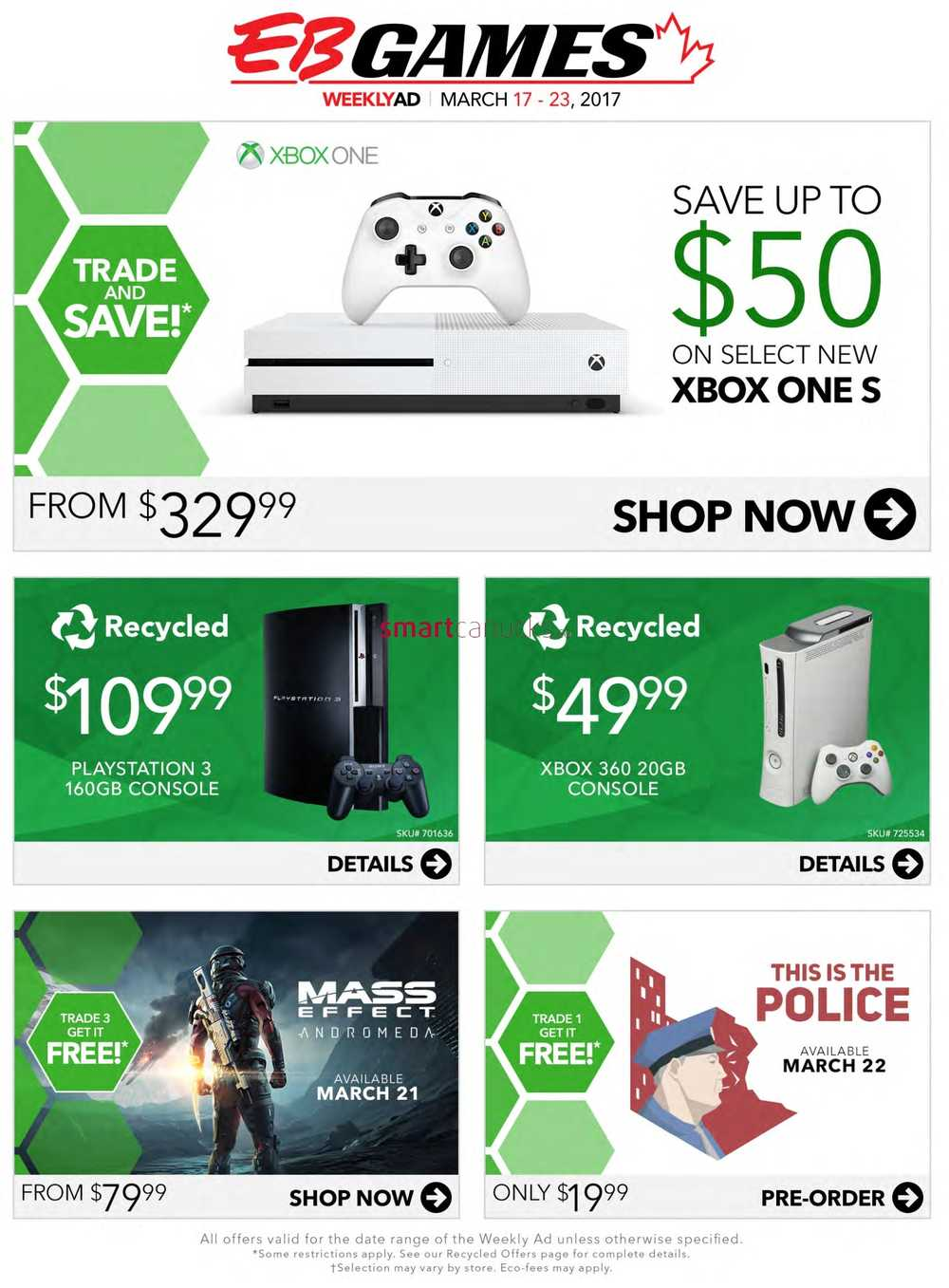 eb games flyers eb games flyer 17 to 23