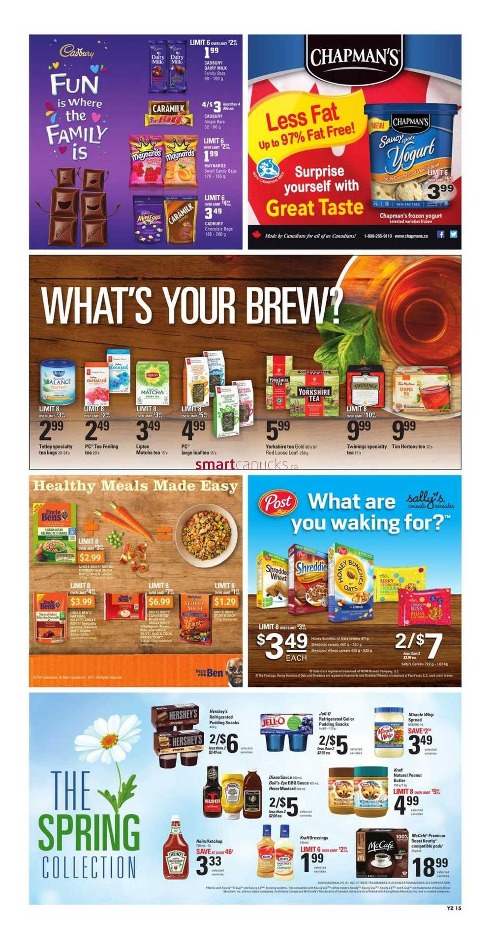 Independent Grocer On Flyer March 23 To 29