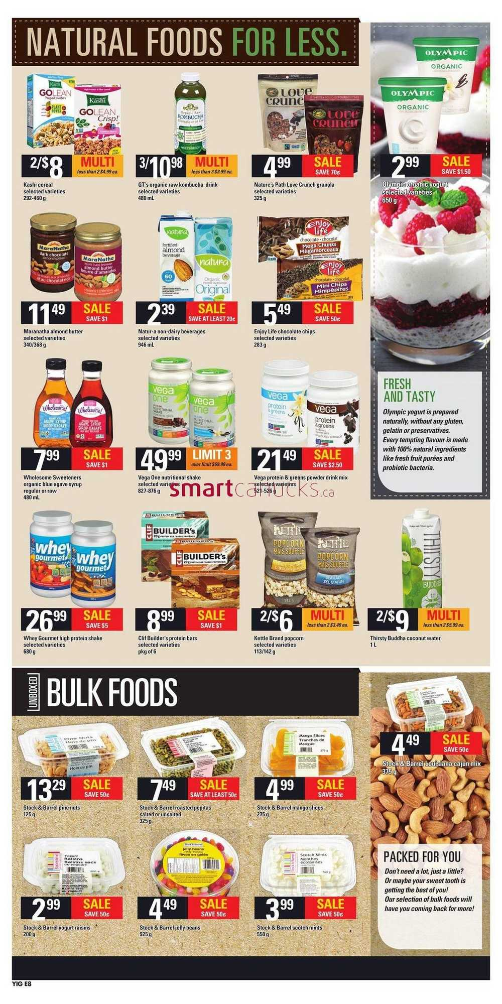Independent Grocer On Flyer March 30 To April 5