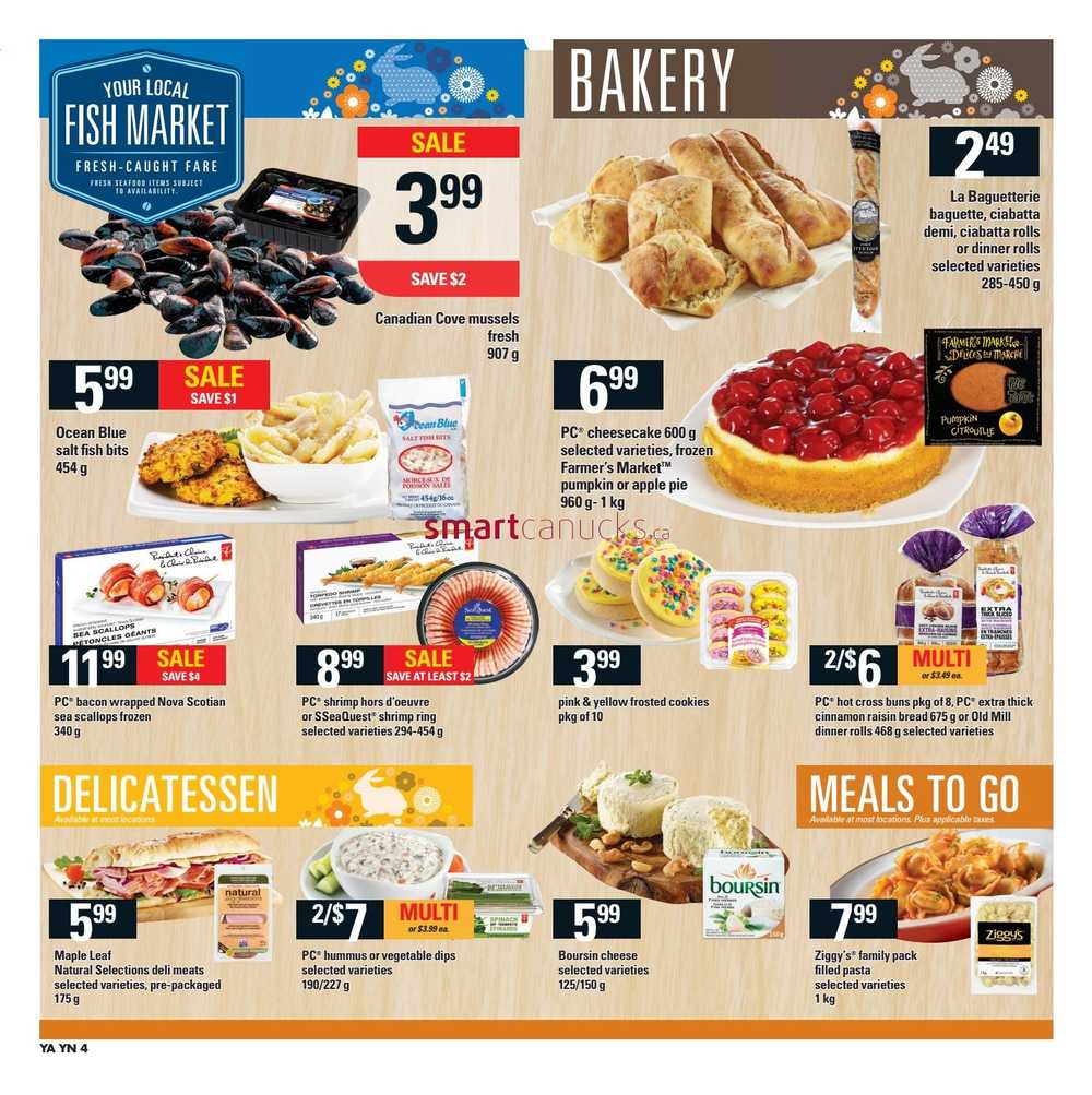 Independent Grocer Atlantic Flyer April 6 To 12