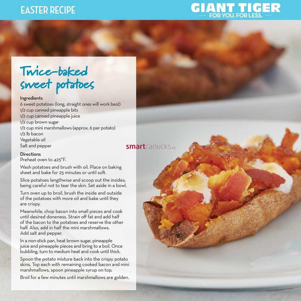 Giant Tiger (ON) flyer April 5 - 11