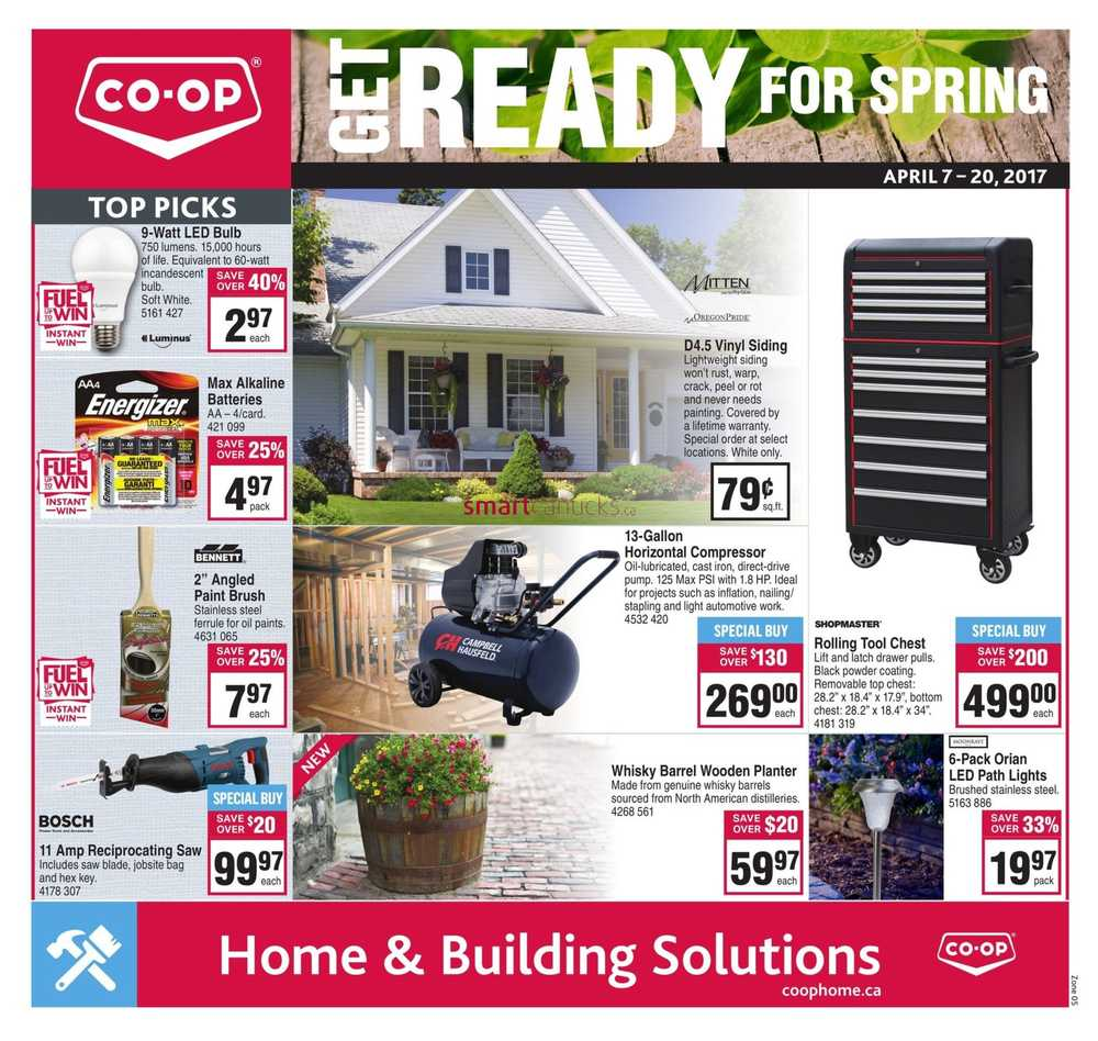 co op west flyers co op west home centre flyer 7 to 20