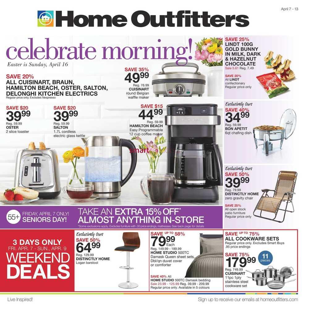 home outfitters flyers home outfitters flyer 7 to 13
