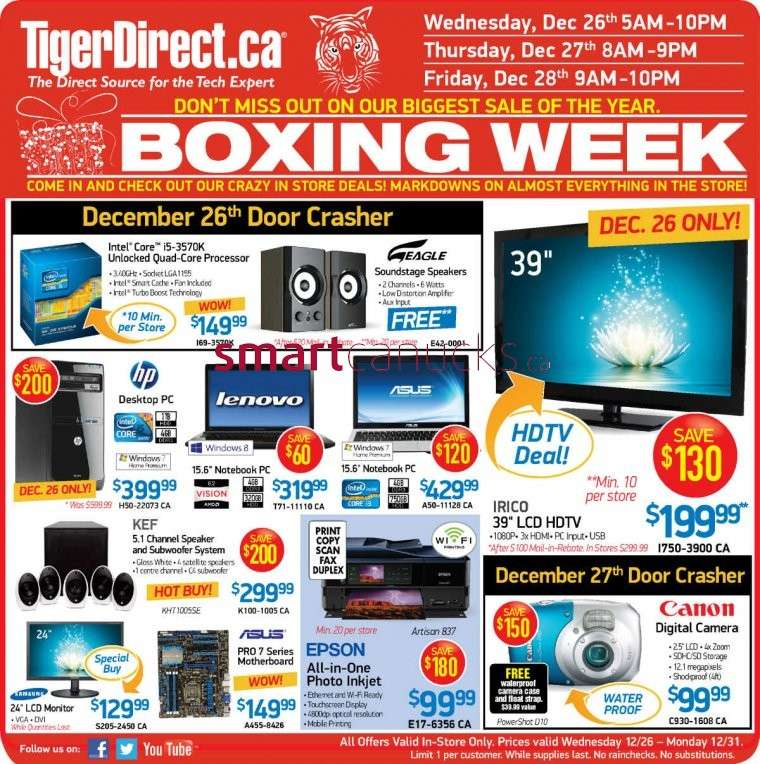 TigerDirect Business is your one-stop-shop for everything related to computers and electronics. Browse our gigantic selection of deals on PCs, networking gear, computer accessories, consumer electronics and .
