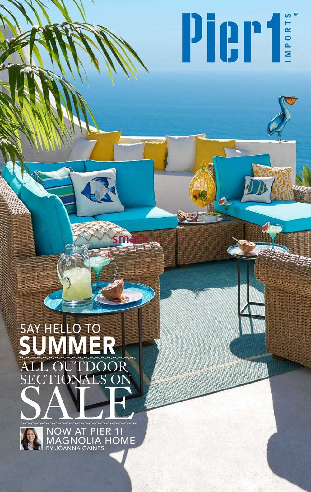 Pier 1 Imports Flyer April 17 to May 29. Pier 1 Imports Canada Flyers