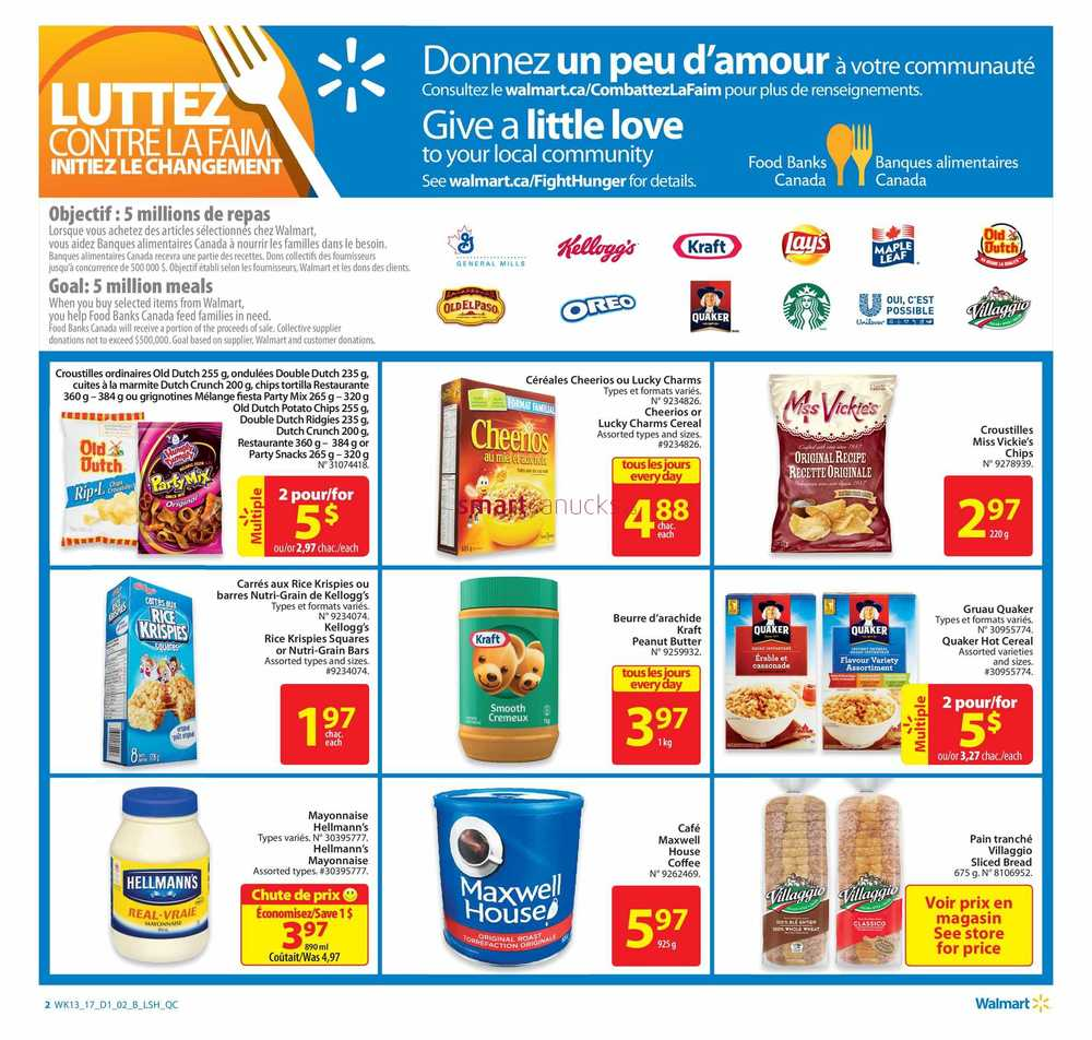 Coupon matchups for walmart canada