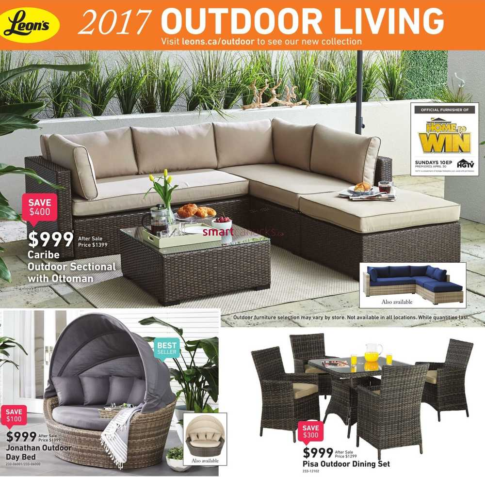 Leons Furniture Kitchener Leons Canada Flyers