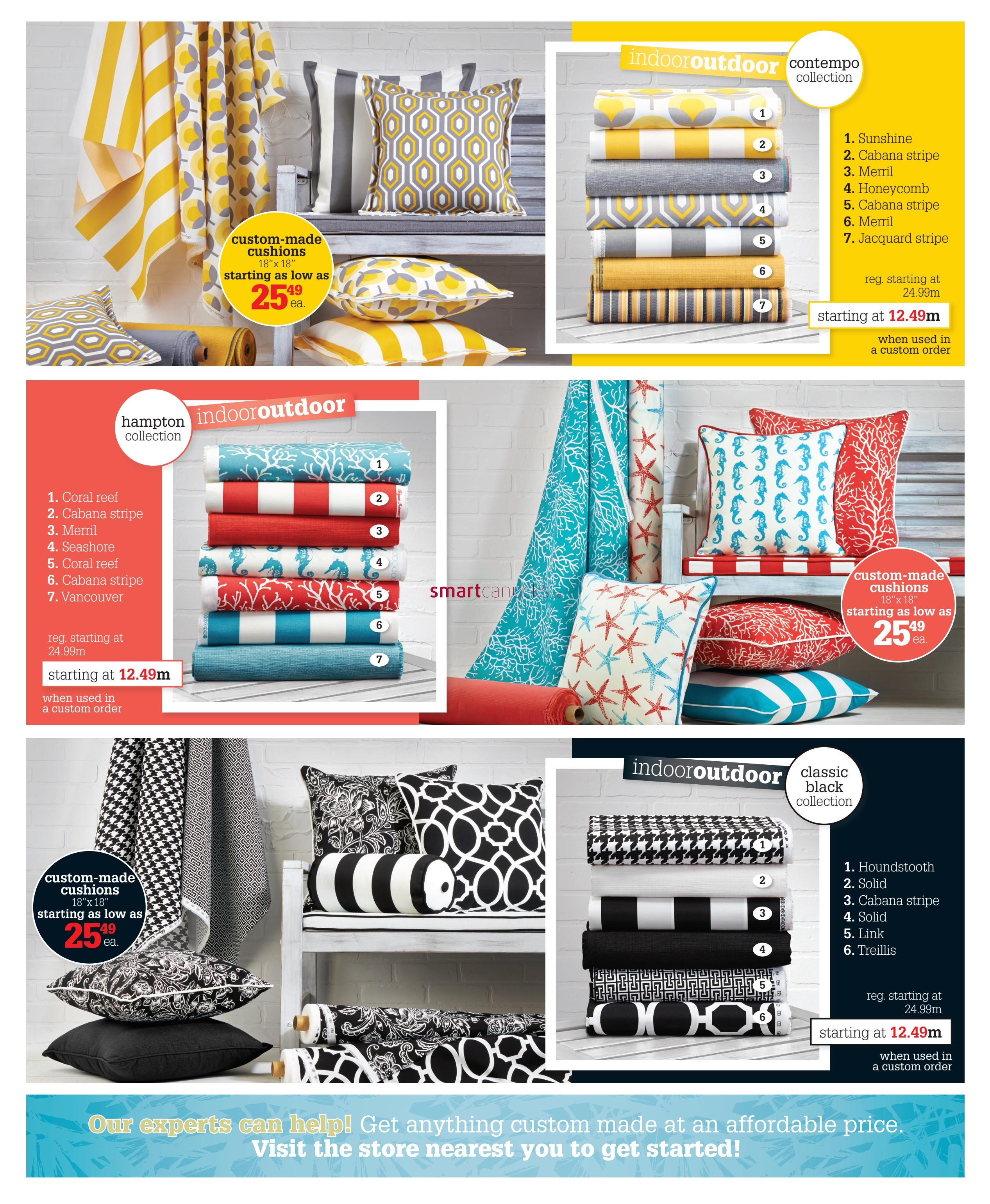 Fabricville Home Decor Flyer April 26 To May 9
