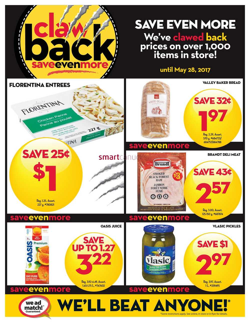 Grocery Flyers For Kitchener Ontario