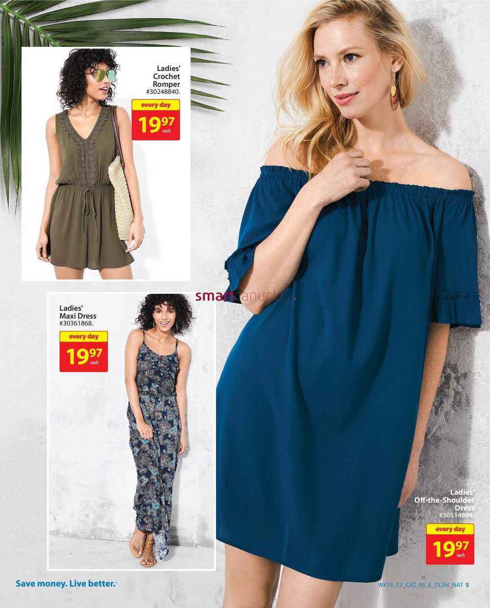 Walmart ladies summer dresses