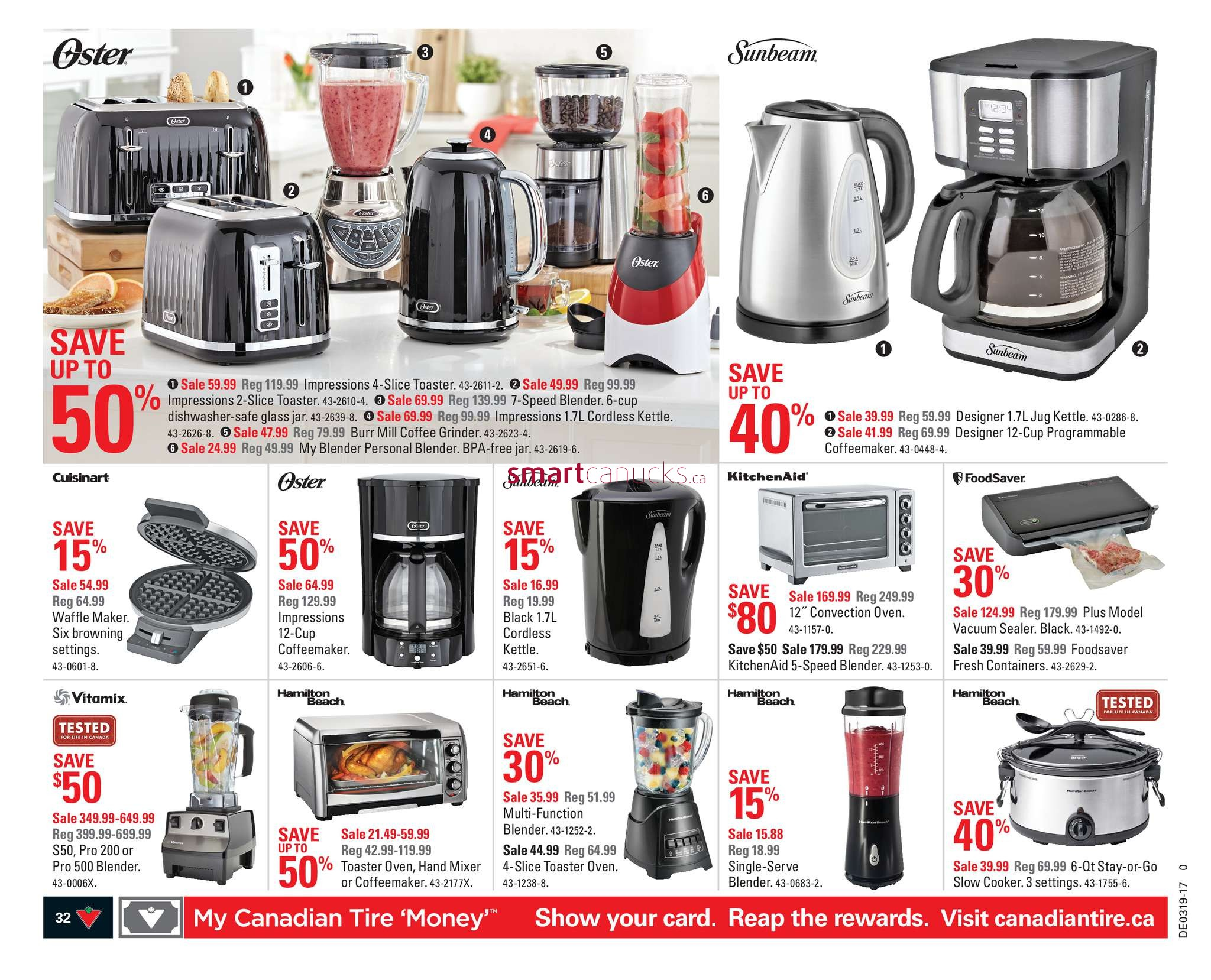 Uncategorized Canadian Tire Kitchen Appliances canadian tire on flyer may 5 to 11 simplified view