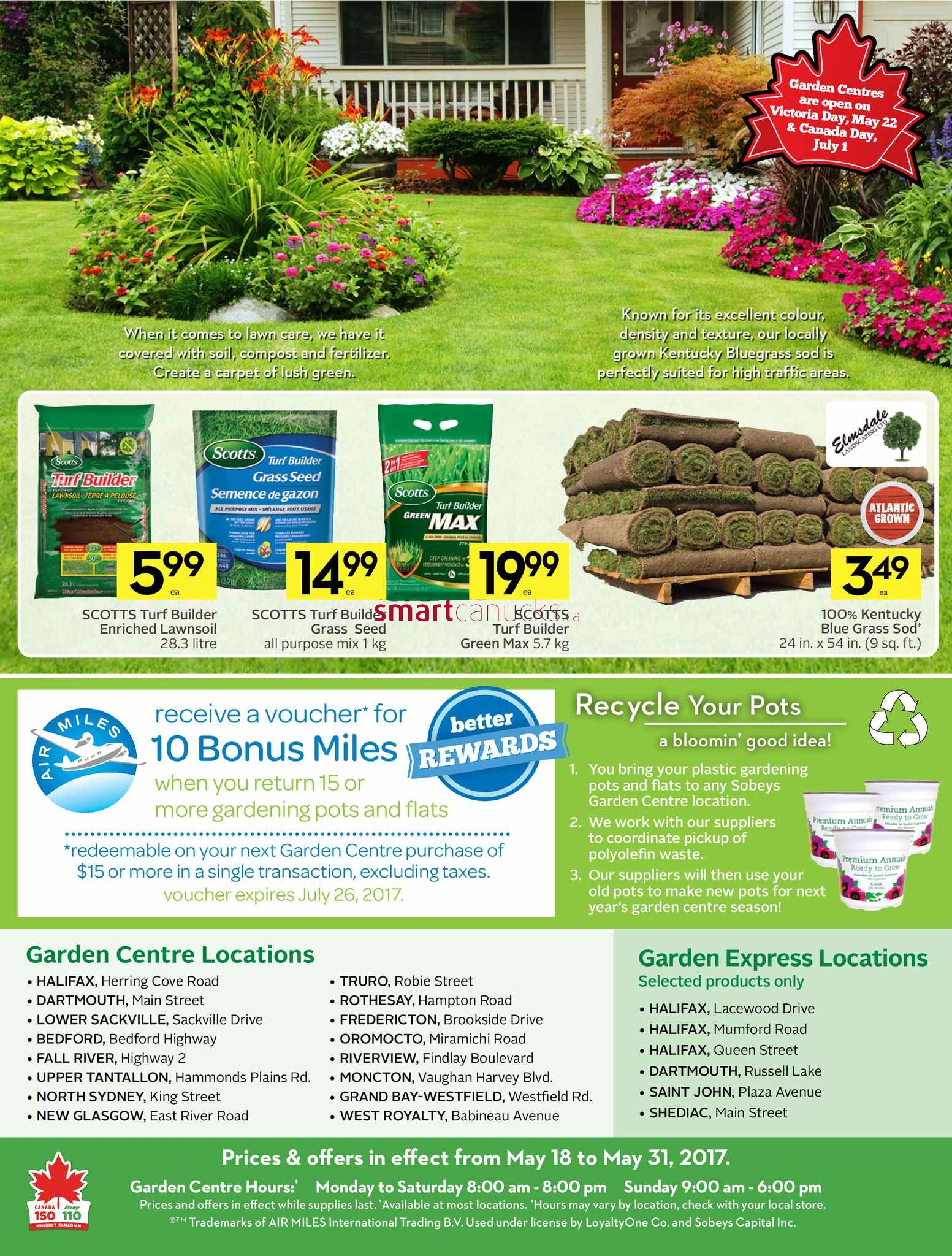 More Sobeys Flyers