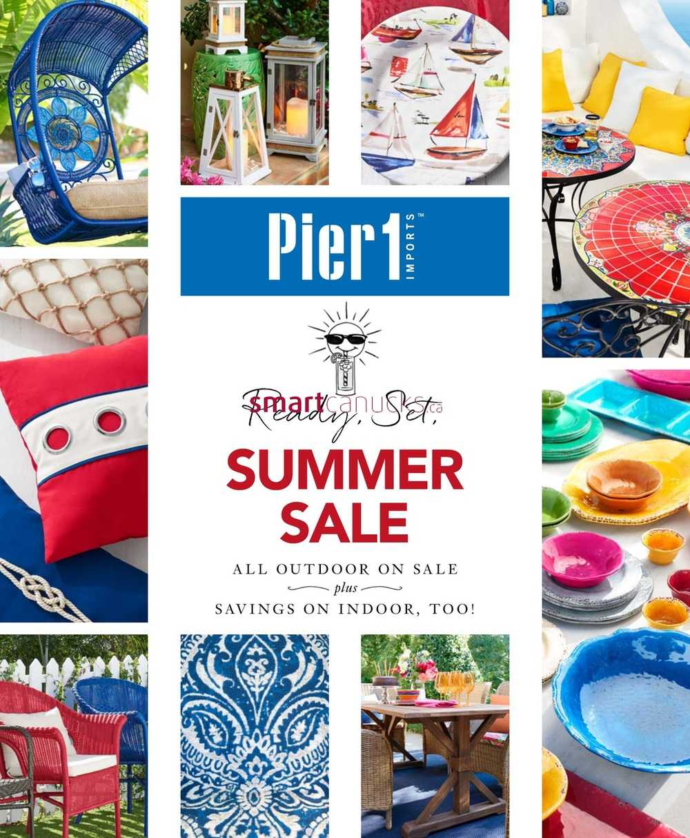 Pier 1 Imports Canada: Pier 1 Imports Canada Flyers