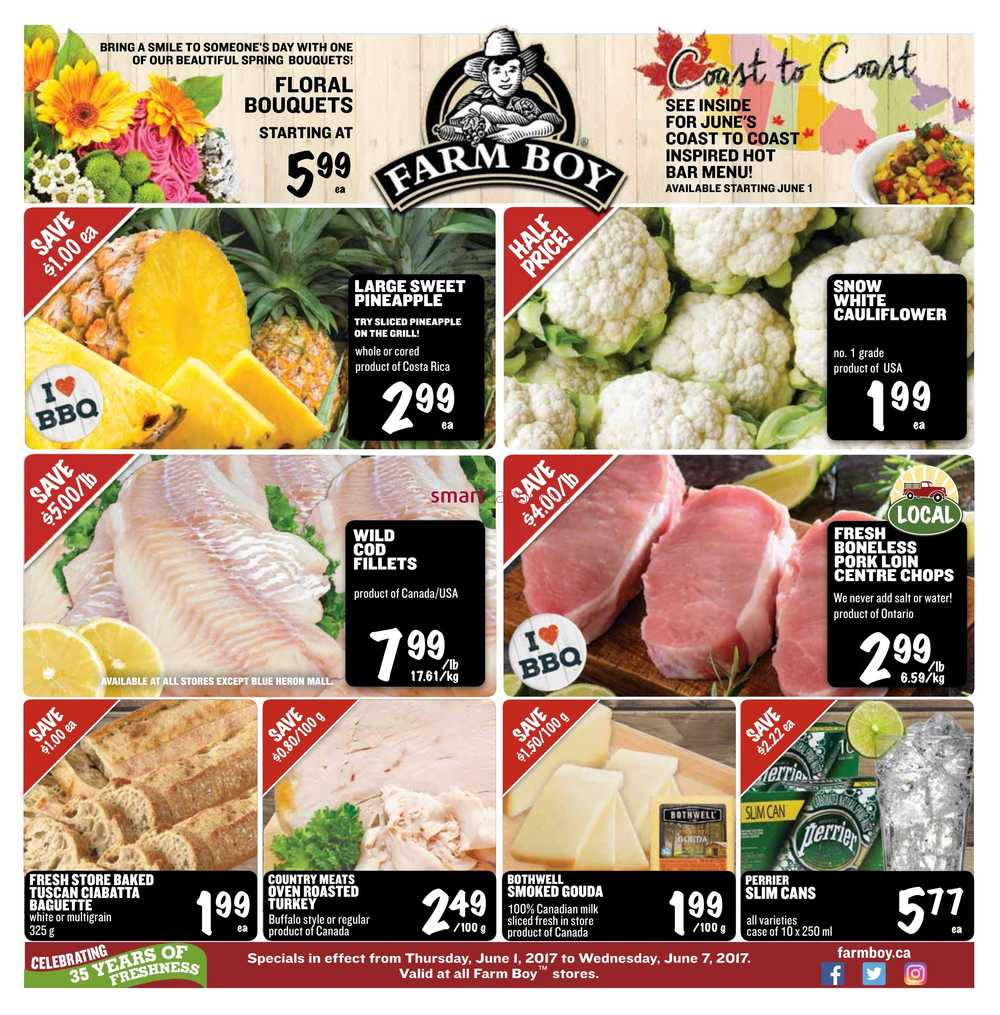 Farm Boy Canada Flyers Country Kitchener