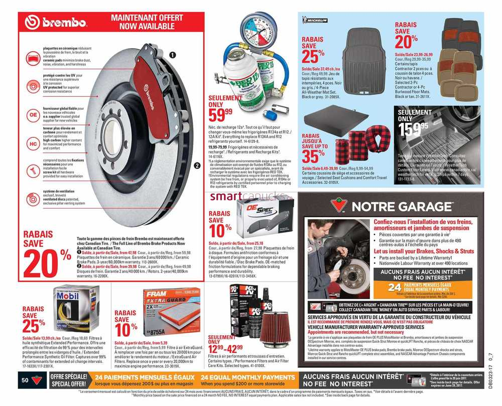Canadian Tire Qc Flyer June 1 To 7