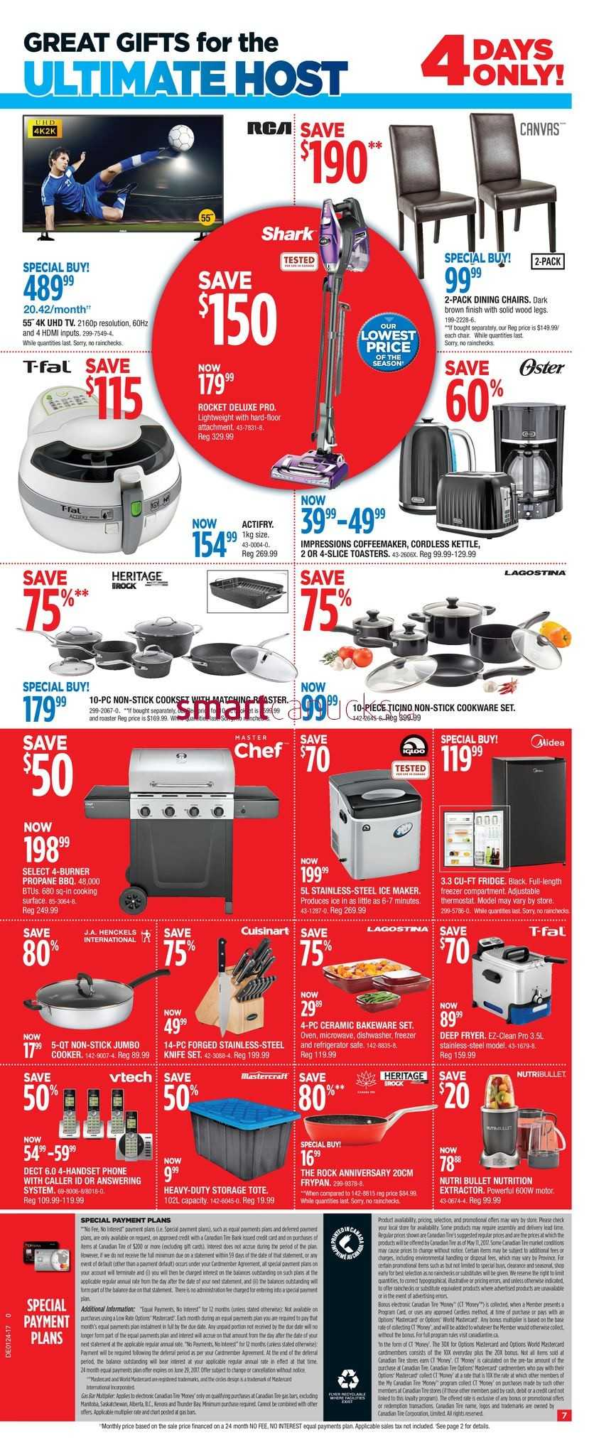 Canadian Tire On Flyer June To