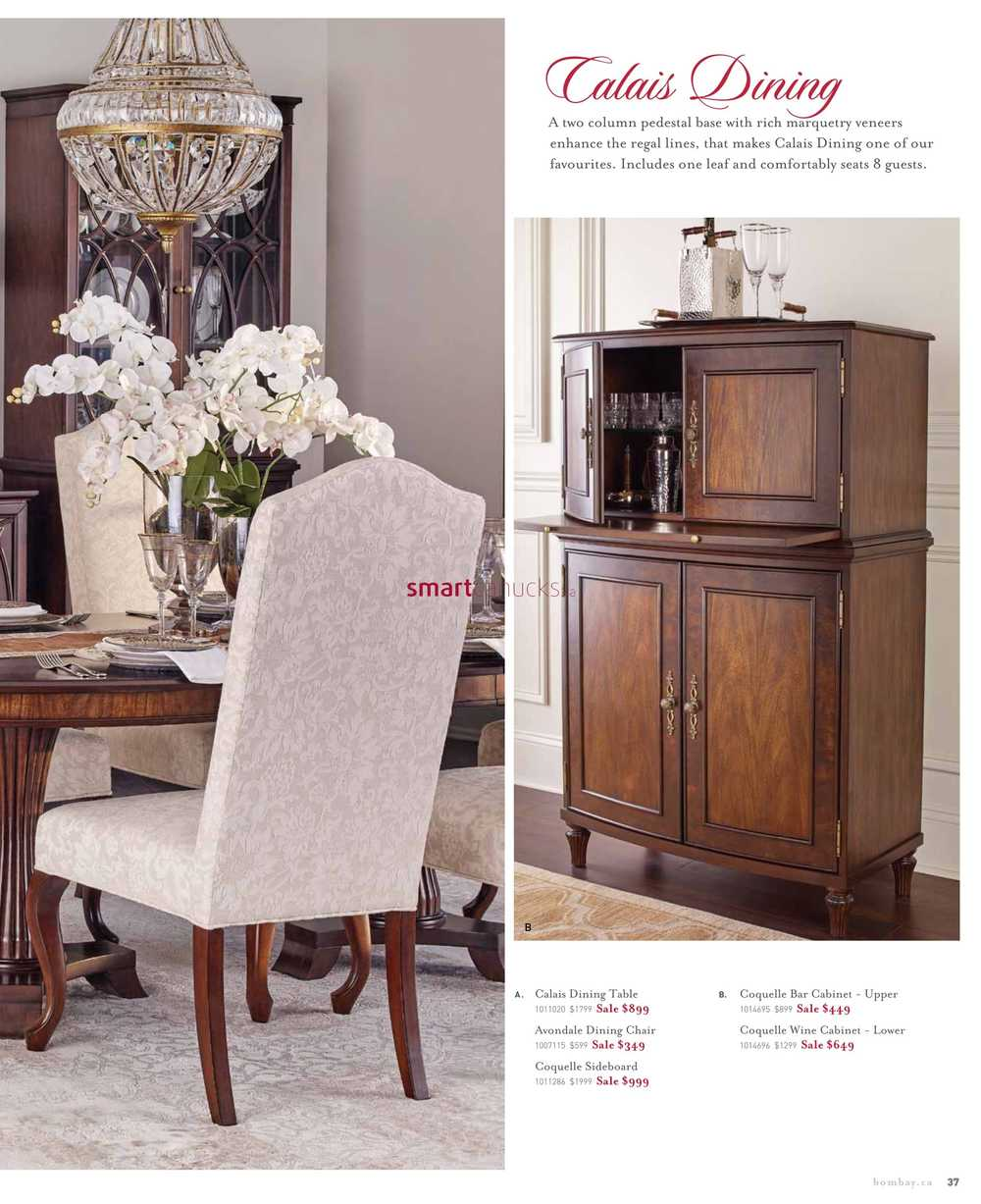 Bombay big furniture sale catalogue june 20 to august 9 for Biggest furniture sale