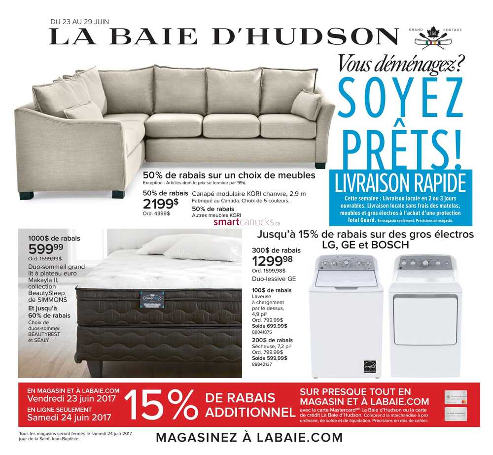 Hudson\'s Bay Canada Flyers