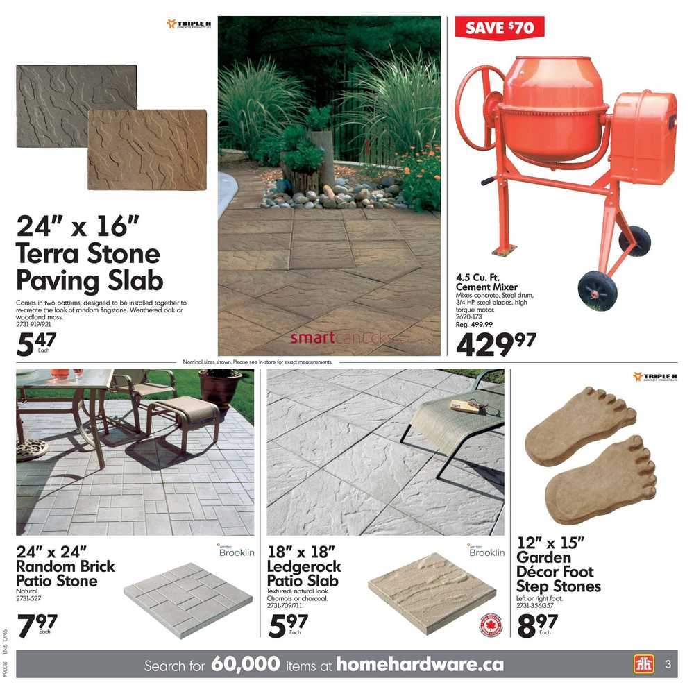 Home Hardware Building Centre (ON) Flyer July 5 to 12